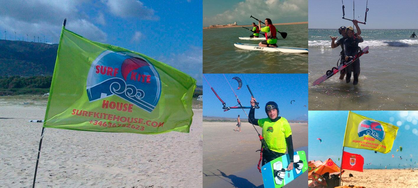 Surkitehouse tripadvisor cursos de kitesurf en Chiclana Santi Petri La Barrosa y Tarifa Cadiz