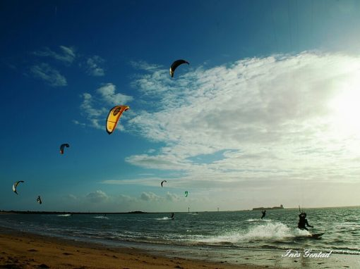 Foto playa Sancti Petri / Surf Kite House